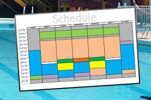splash schedule button
